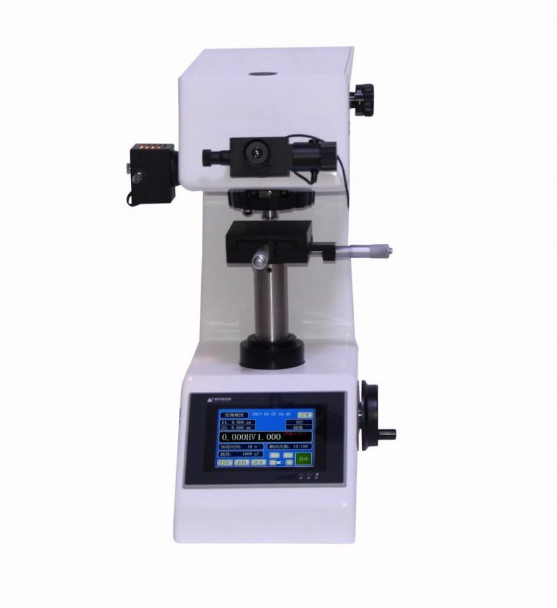 河北触摸屏自动转塔数显显微维氏硬度计