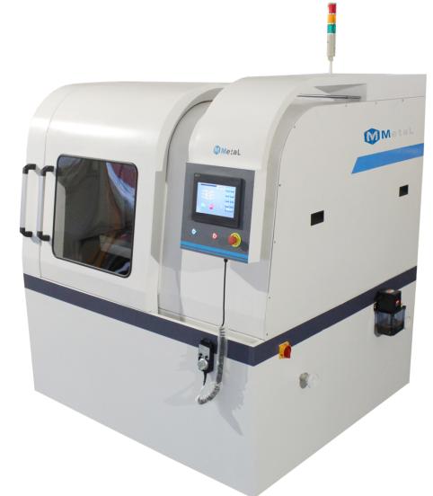 四川Metal-180大型自动金相切割机