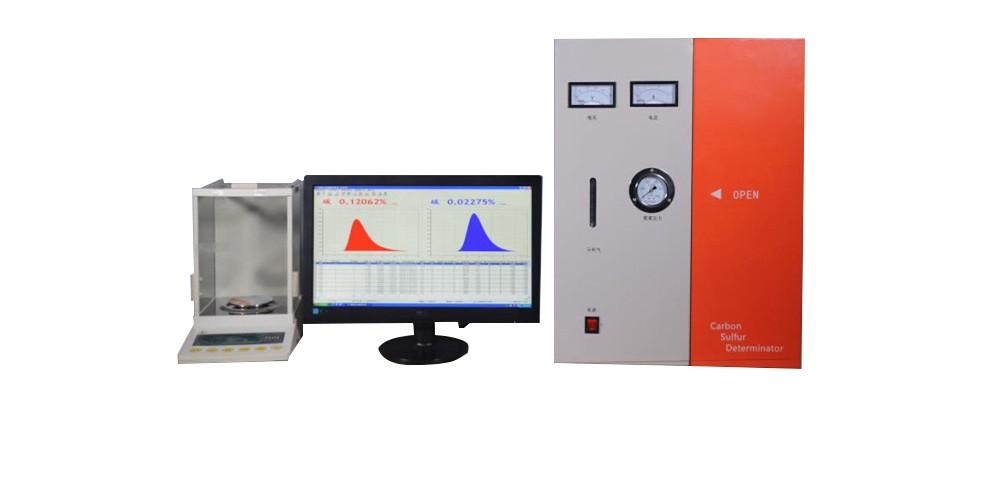 浙江HW-5G一体式电弧红外碳硫分析仪